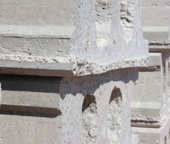 Mie-ken Daian-cho Limpeza de moldes para concreto