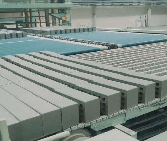 Mie-ken Daian-cho Produção de concreto.