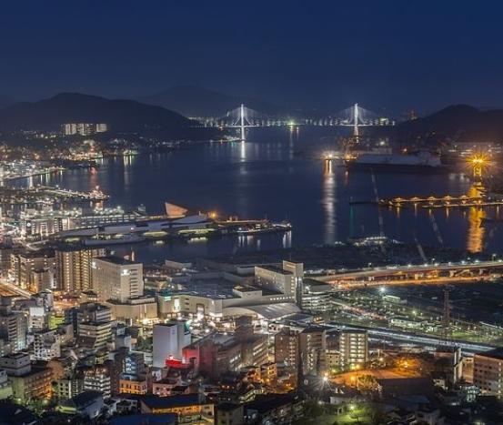 Lugares incríveis em Nagasaki